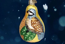 The 12 Days of Christmas / Old World Christmas offers a wonderful collection of hand-craft glass ornaments to celebrate the 12 days of Christmas.