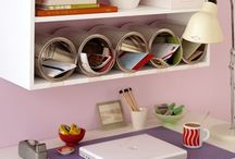Home Organization Inspiration / by Rebecca George