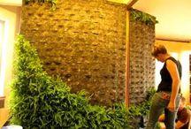 DIY - Creative ideas & Jardin mur vertical