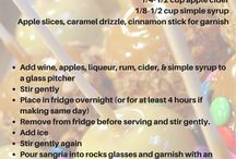Sangria Recipes / Sangria recipes from The Oethical Oenologist and others (see pins for credit).