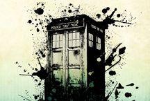 dr who / by Beverley Gillanders