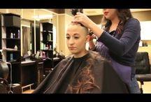 best female hair videos