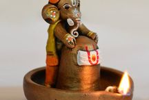 Unique Diwali Gifts / Diwali is a time when gifts abound both for self and others but don't you want yours to stand out and be remembered??  So here is a list of some quirky and unique gifts with extraordinary designs for Diwali for you to choose from. Since they say Diwali is a festival of lights, we have put together some really interesting collection of Lamps and Diya