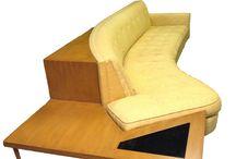 gamle digge møblar