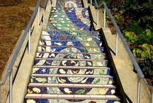Stairway to Somewhere / by Sherree Wells