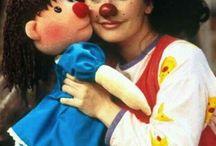 VS - clown