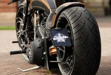 costum Motorcycle & parts