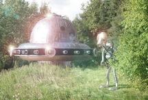 Spaceships & Future vehicles