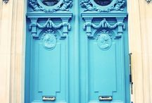 Doors and shutters from around the world...