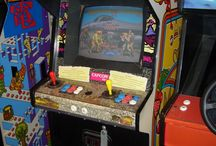 I Miss Arcades / Real arcades with big machines that cost 25 cents or 50 if I could sit down.  I miss the days of having some stranger act bad ass and stick his quarter on the screen to say he's next to get beat at Street Fighter.  / by David Astramskas
