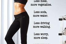 Fitness & Health / by Wanda Wells