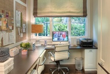 Home Office / by Amanda Betts