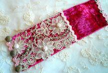 Fabric cuffs / by Yvonne Fairfax-Jones
