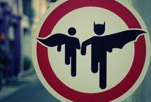 Superheroes / by Doris Muca