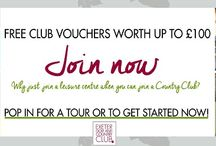 New Membership Offer - Summer 2014 / Enjoy new membership offers when you join Exeter Golf and Country Club this summer