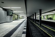 Berlin / The subway of Berlin, photos of all lines and stations