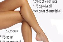 DIY SMOOTH LEGS