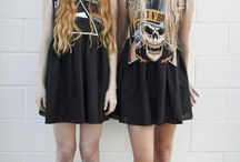 Twins outfit