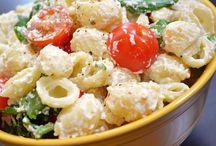 Salads / by Krista Stiffler