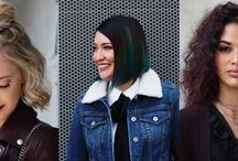 """MAX THE SALON Fall // Winter 2016 Collection / Are you a perfectly put together preppy gal, or perhaps a girl with a little edge? Lucky for you, both looks are totally in this season. And here, we've shown how you can take something """"nice"""" and edge it up with a little """"naughty."""""""
