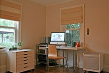 Freelance Writer's Dream Home Office / Love these ideas for a home office!