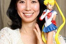 Takeuchi Naoko illustrazioni