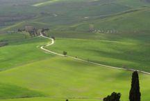 Vitaleta, Pienza, Toscana/Tuscany