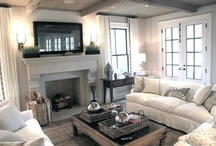 Living room makeover / by Melissa Marshall