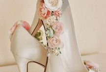Wedding Shoes / Beautiful shoes for brides, bridesmaids, and for special events!