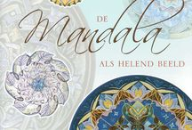 Mandalaboeken / Sinds 1995 zijn er van mijn hand acht boeken verschenen, waarvan 7 te maken hebben met de mandala.