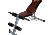 Cap Barbell Fitness FID Bench