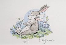 DRAWING : Anita Jeram