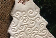 Artisanat - Salt dough ornaments