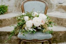 Wedding Decor / French Inspired Wedding