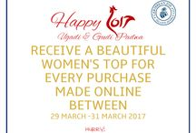 March End Offer