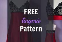 Sew - Pattern_Lingerie