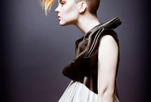 hair inspiration / by Nadine Ryan
