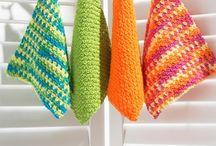 Agarraderas, Apoya vasos a Crochet y Mandalas / Apoya pavas, vasos y carpetitas e individuales