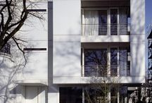 RM 2008 Rickmers House Hamburg, Germany 2002 - 2008 / RICHARD MEIER
