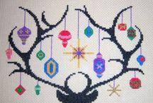 Вдохновение вышивкой:)