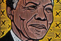 madiba / Our inspirational former President Nelson Mandela.