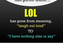 laugh.out.loud / by Jessica Childress