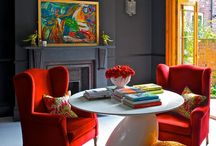 Rooms with colour