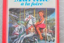 """Collection de livres """"Martine"""""""