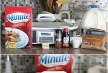 Crockpot recipes / by Rita Day