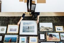 Frame layout inspiration