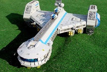 Lego cool space