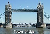 Bridges / Biggest, better, baddest bridges of the world.