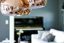 Hjemme lamper