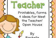 Meet the Teacher / by Emily Sauer